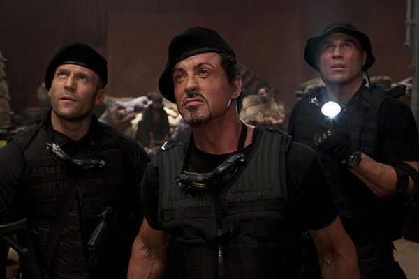 The Expendables shows Stallone can still make films, sort of... (2/5)