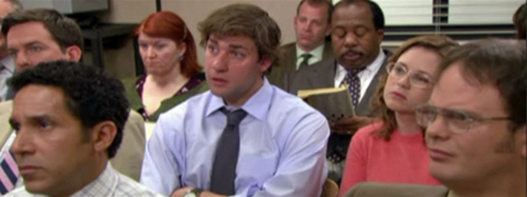 The office episode 63 did i stutter only so many more days gasbag reviews - How many episodes of the office ...
