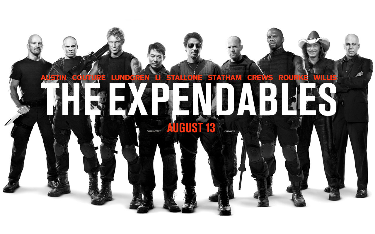 Full Movie The Expendables 3 Online Streaming