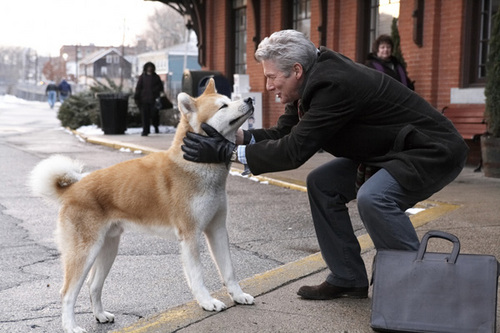 Just looking for a heart like mine - Hachi: A Dog's Tale (3/5)