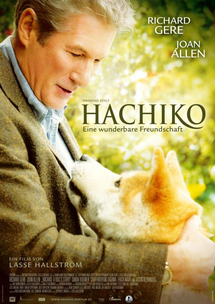 Just looking for a heart like mine - Hachi: A Dog's Tale (1/5)
