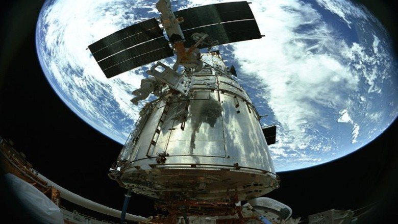 """Hubble shows man's willingness to """"…boldly go…"""" 