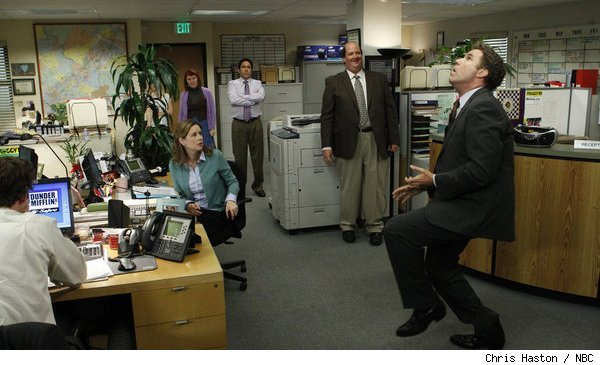 The office episode 136 the inner circle only so many more days gasbag reviews - How many episodes of the office ...