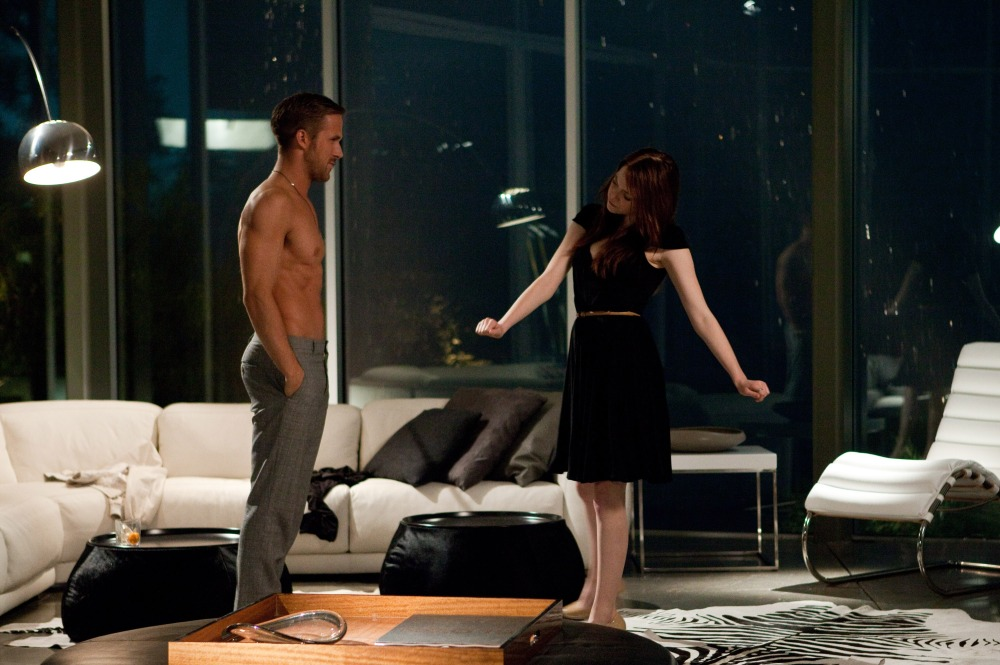 Crazy Stupid Love has plenty of all three (3/3)