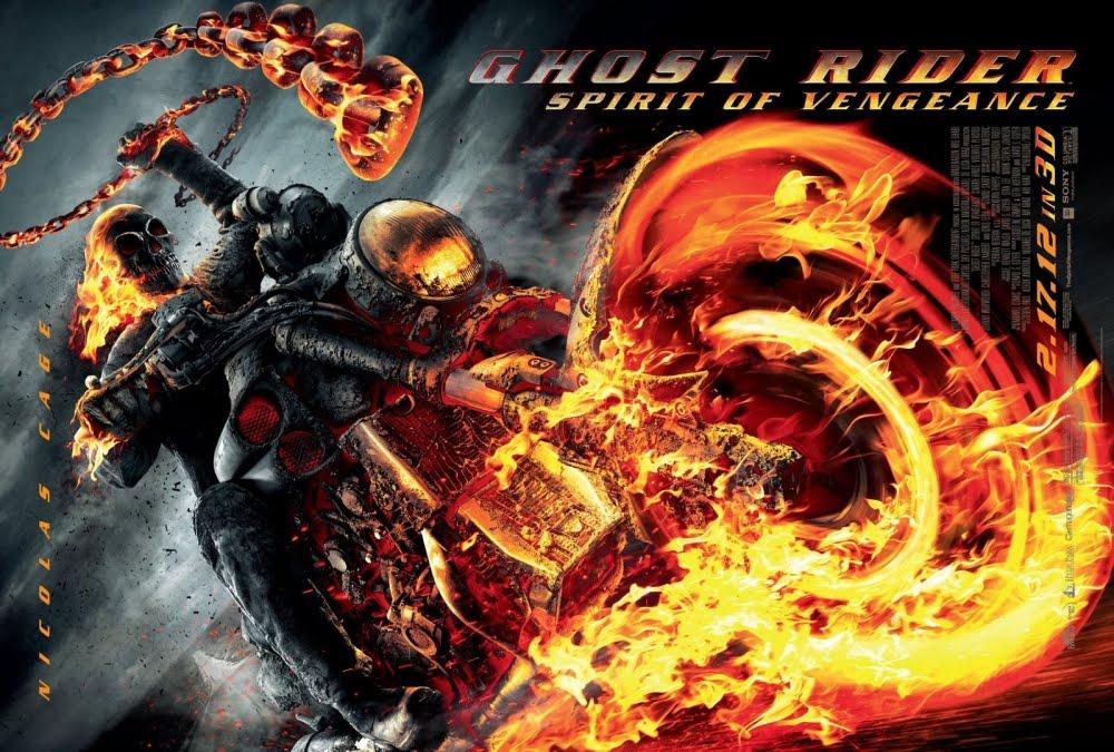 Ghost Rider Spirit Of Vengeance Stream