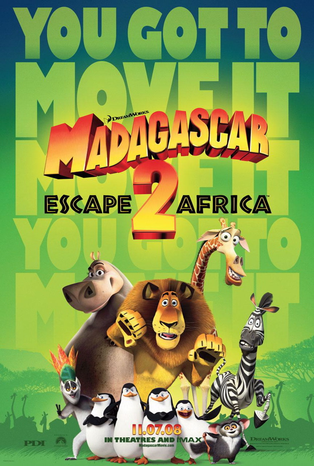 CPE and Em (and El) Review the Madagascar Film Series | Ebert Did ...
