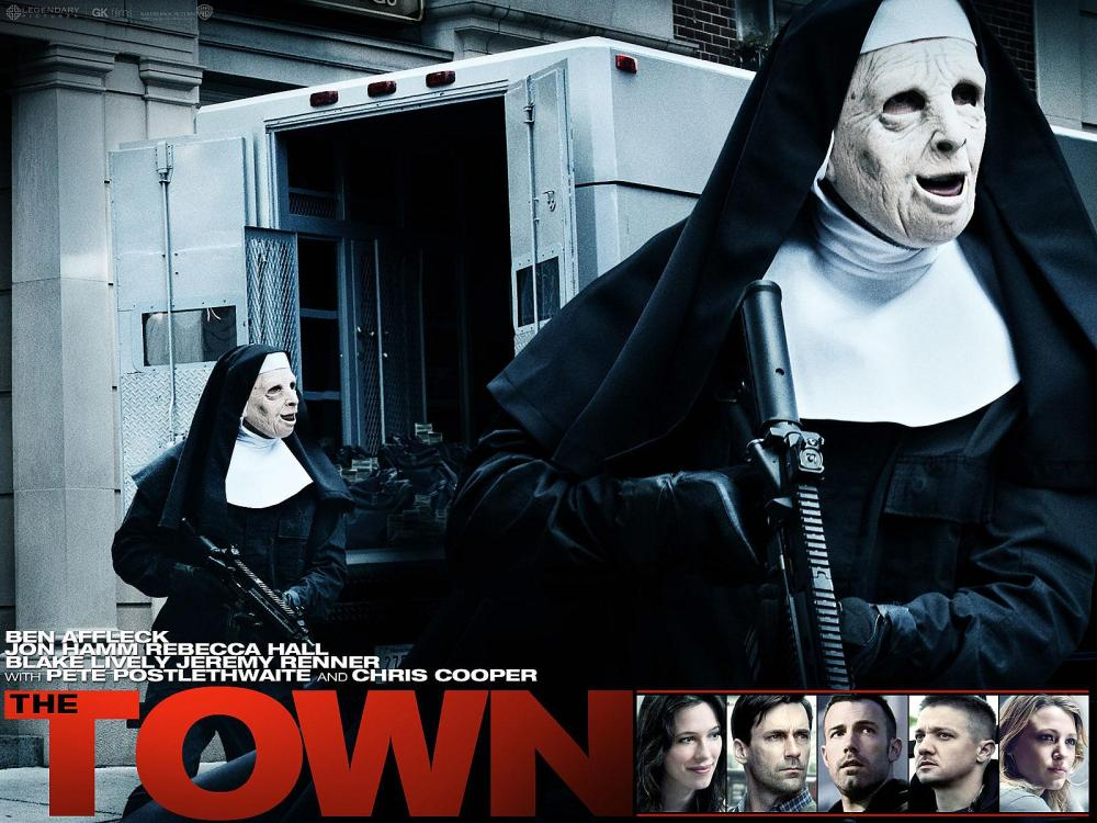 The Town: You know I'm from Boston, right? – Ebert Did It Better ...