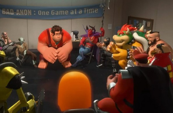 CPE, Em and El: Wreck-It Ralph appeals to girls and boys (2/2)