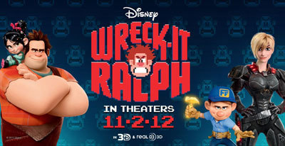 CPE, Em and El: Wreck-It Ralph appeals to girls and boys (1/2)