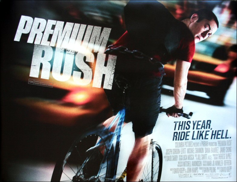 Premium Rush Don T Expect Fly By Night Ebert Did It Better Gasbag Reviews