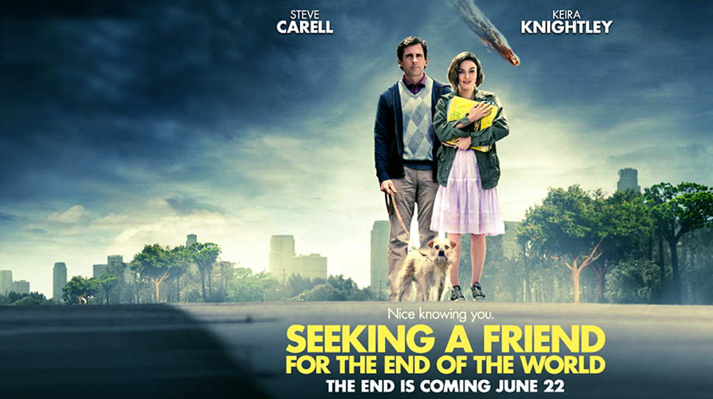 Seeking a Friend for the End of the World – Caută prieten pentru sfarsitul lumii (2012)