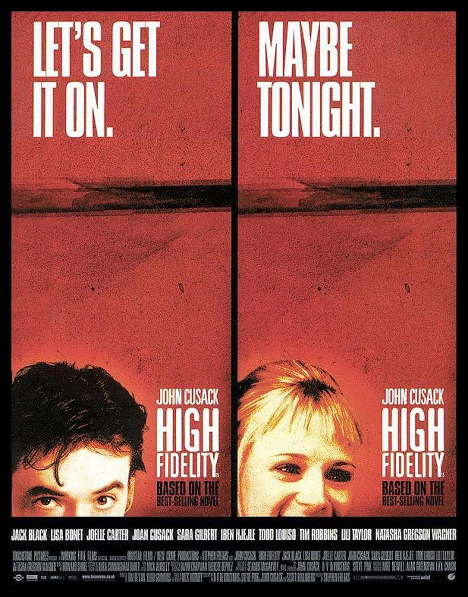 Forgotten Gem: High Fi... Catherine Zeta Jones Movie