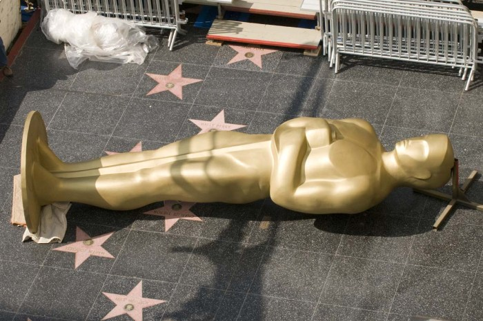 80th Academy Awards Rehearsals Monday