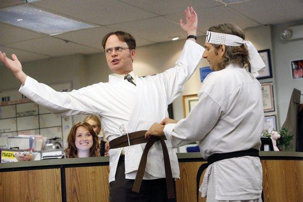 Dwight Black Belt