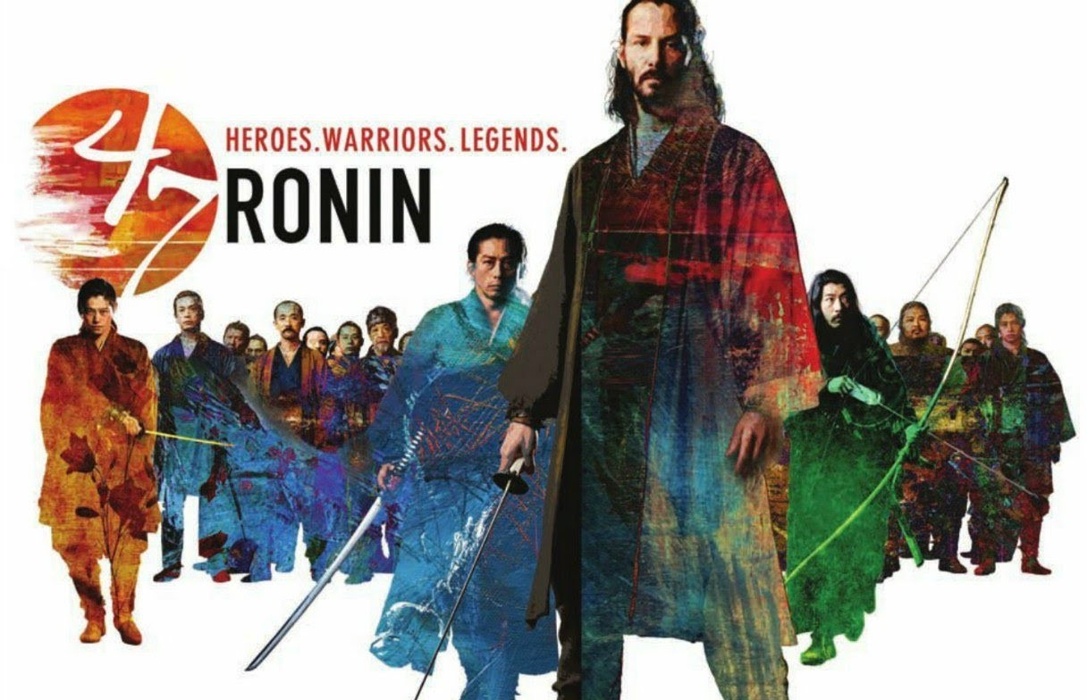 47 Ronin is not quite enough when you have too many F/X – Only So