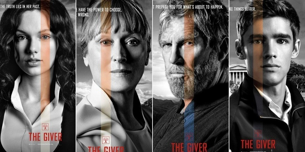 The Giver Begat Pleasantville Ebert Did It Better Gasbag Reviews