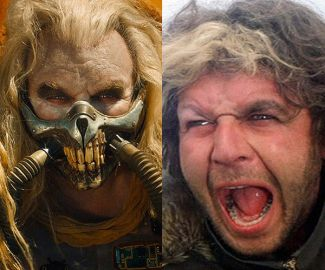 Immortan / Toecutter...the same actor, but the same guy?