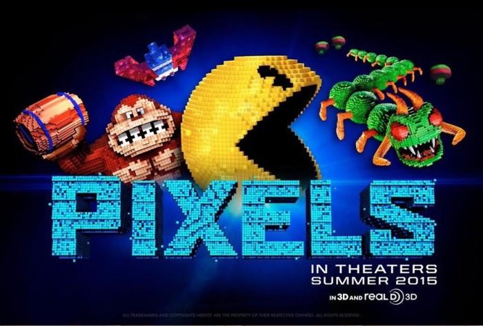 Pixels-movie-poster