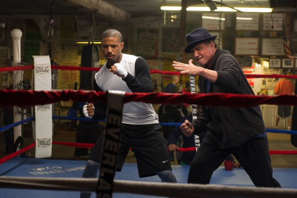 Creed (****): One step at a time, one round at a time…