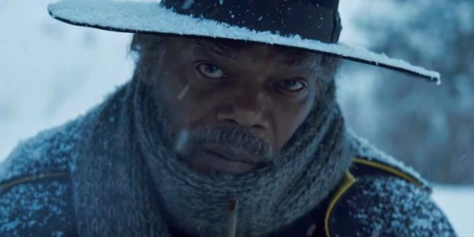 The Hateful Eight (Roadshow Edition) ****1/2 is a study of balance