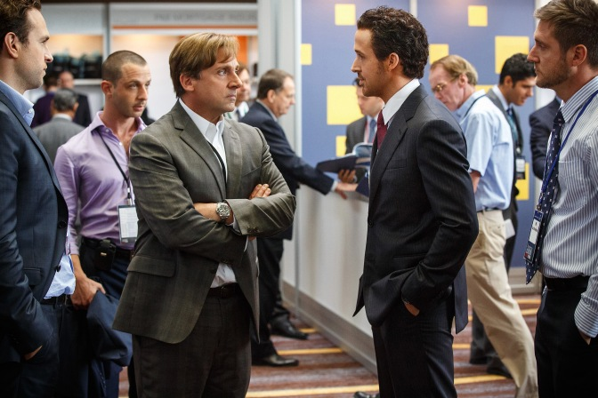 The Big Short (****) counts on us not liking bad news