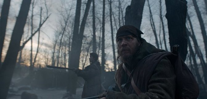 The Revenant (***1/2): It's mostly true…mostly