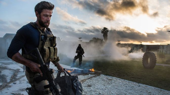 13 Hours: The Secret Soldiers of Benghazi – Bay finally stands on the rock
