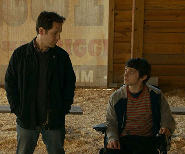 The Fundamentals of Caring (***) picks up a lot of baggage along the way