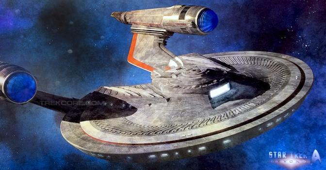 Star Trek Beyond (****) feels like films before