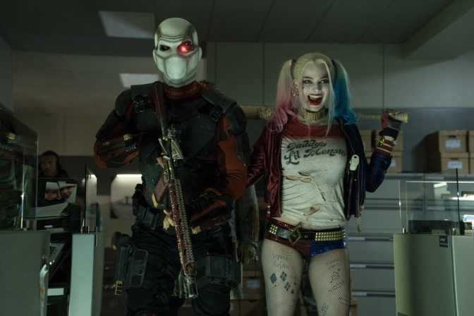 Suicide Squad (***1/2) shall remain standing