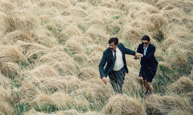 The Lobster (***1/2) is precisely as pathetic as it's supposed to be