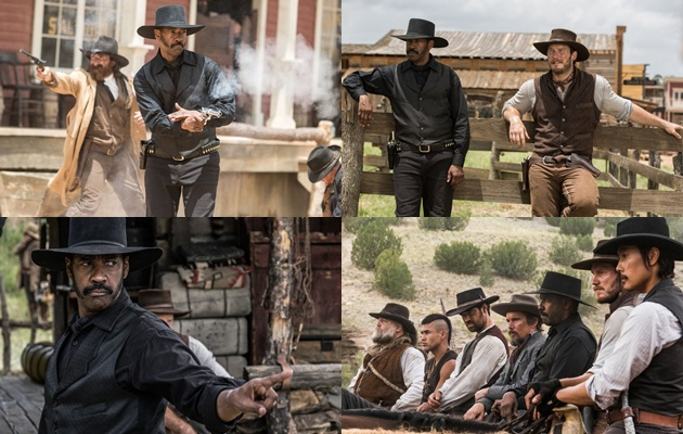 The Magnificent Seven (****) is star power at its best