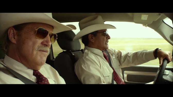 Hell or High Water (****1/2) is a bummer, well played