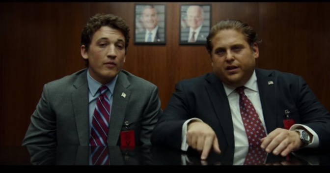 War Dogs (***1/2) Laughing is Crying