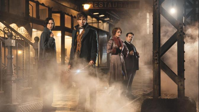 Fantastic Beasts and Where to Find Them opens the Potter world (****1/2)