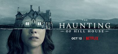 Afbeeldingsresultaat voor the haunting of hill house netflix